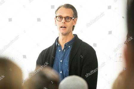Stock Picture of Jacob de Geer