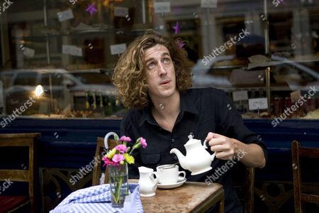 Editorial photo of Tom Wrigglesworth in Soho, London, Britain - 21 Jul 2009