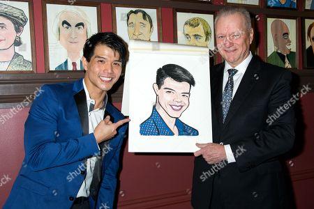 Telly Leung, Max Klimavicius