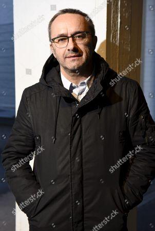 Editorial picture of Andrei Zvjagintsev photoshoot, Helsinki, Finaldn - 02 Oct 2018