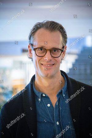 Stock Photo of Jacob de Geer, CEO iZettle