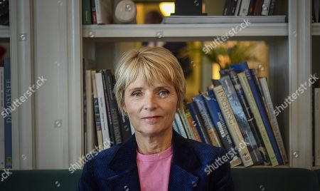 Stock Picture of Hanne-Vibeke Holst, Danish author