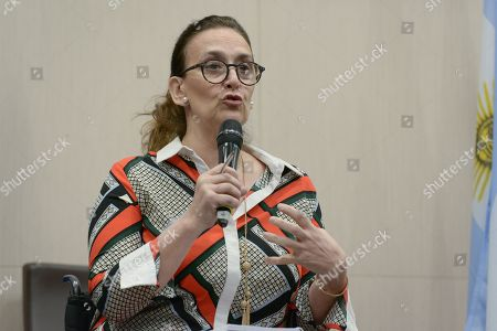 Gabriela Michetti, Vice President, Republic of Argentina.