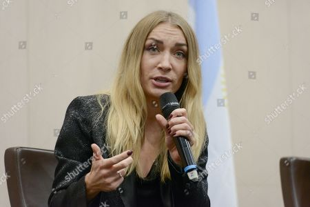 Inna Shevchenko, Feminist activist FEMEN.