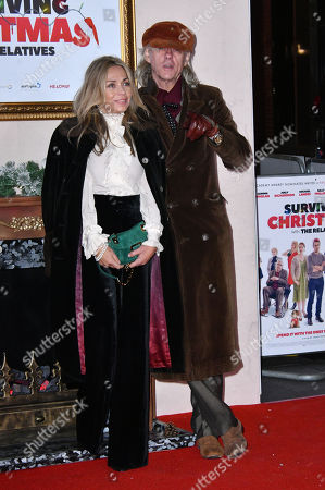Jeanne Marine, Bob Geldof
