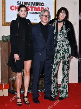 Editorial image of 'Surviving Christmas with the Relatives' film premiere, London, UK - 21 Nov 2018