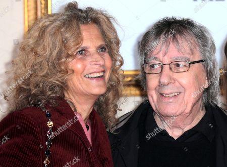 Suzanne Wyman, Bill Wyman