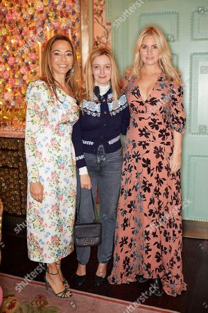 Whitney Bromberg Hawkings, Emma Elwick-Bates and Marissa Montgomery