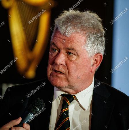 Stock Photo of Michael Cassidy, Lansdowne RFC