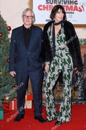 Editorial photo of 'Surviving Christmas with the Relatives' film premiere, London, UK - 21 Nov 2018
