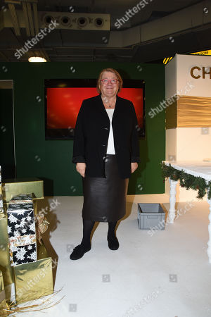 Editorial picture of The Ideal Home Show at Christmas, London, UK - 21 Nov 2018