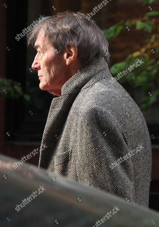Editorial photo of Charlie Rose out and about, New York, USA - 21 Nov 2018