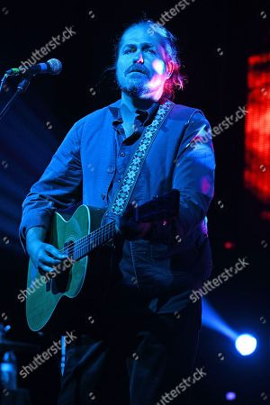 Editorial photo of Citizen Cope in concert at The Culture Room, Fort Lauderdale, USA - 21 Nov 2018