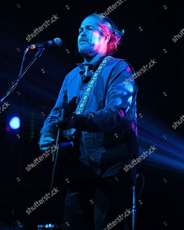 Editorial picture of Citizen Cope in concert at The Culture Room, Fort Lauderdale, USA - 21 Nov 2018