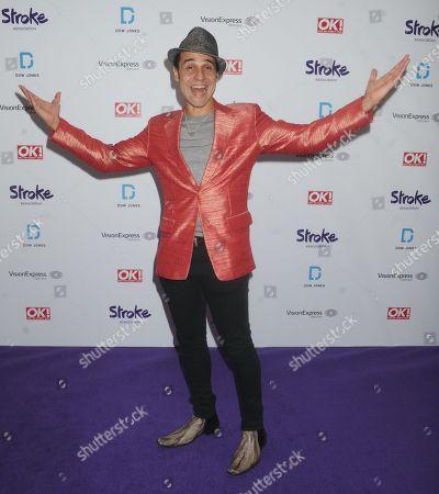 Editorial photo of Life After Stroke Awards, London, UK - 21 Nov 2018