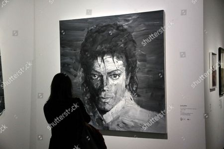 Yan Pei Ming, Tribute to MJ