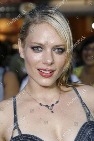 Stock Photo of Nina Bergman