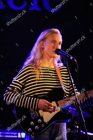 Editorial picture of Billie Marten in concert at the Brudenell Social Club, Leeds, UK - 20 Nov 2018