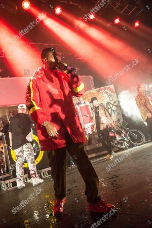 Kurrupt FM Live final (probably) tour - D Double E (Darren Dixon) of Newham Generals