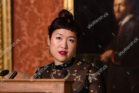 Editorial picture of The Queen's Commonwealth Essay Prize, Buckingham Palace, London, UK - 22 Nov 2018