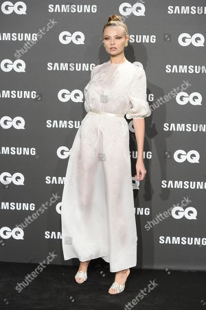 Editorial photo of GQ Men of the Year Awards, Arrivals, Madrid, Spain - 22 Nov 2018