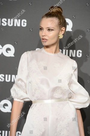 Editorial image of GQ Men of the Year Awards, Arrivals, Madrid, Spain - 22 Nov 2018