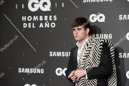 Alejandro Gomez Palomo Spain