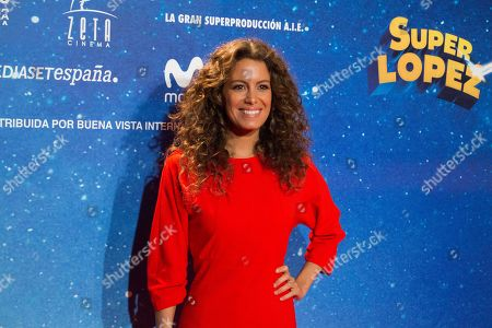 Editorial image of 'Super Lopez' film premiere, Madrid, Spain - 21 Nov 2018
