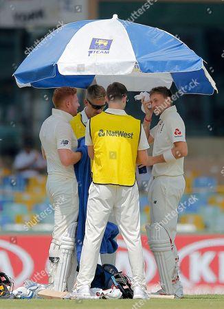 Editorial picture of England Cricket, Colombo, Sri Lanka - 23 Nov 2018