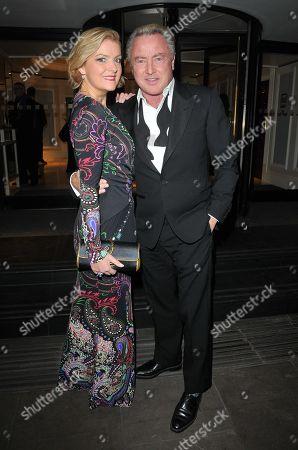 Michael Flatley and Niamh O'Brien