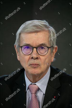 Philippe Varin Pdt de France Industrie