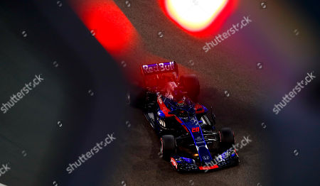 Editorial photo of Formula 1 World Championship 2018, Abu Dhabi, United Arab Emirates - 23 Nov 2018