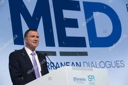 Editorial picture of MED Mediterranean Dialogues event in Rome, Italy - 23 Nov 2018