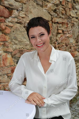 Stock Picture of Francine Jordi