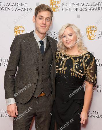 Sam Homewood and Katie Thistleton