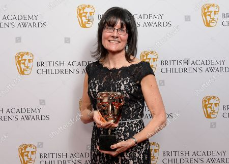 Stock Photo of Kay Benbow - Channel - 'CBeebies'