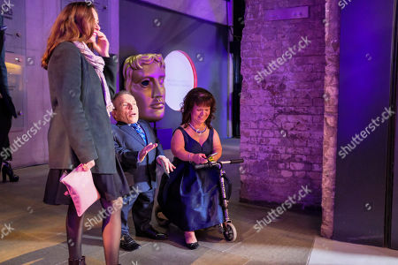 Editorial picture of British Academy Children's Awards, Backstage, Roundhouse, London, UK - 25 Nov 2018