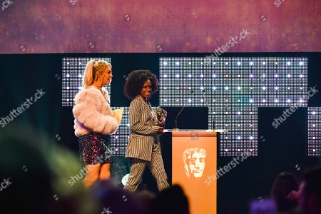 Editorial picture of British Academy Children's Awards, Ceremony, Roundhouse, London, UK - 25 Nov 2018