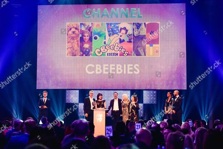 Kay Benbow - Channel - 'CBeebies'