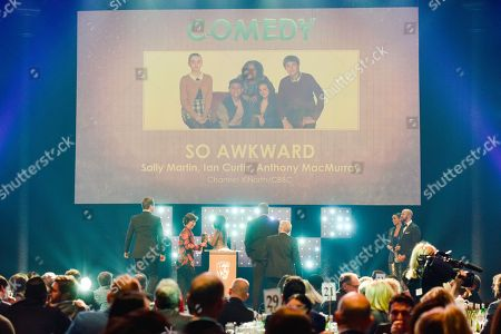 Sally Martin, Anthony MacMurray, Alan Mark, Jim Reid - Comedy - 'So Awkward'