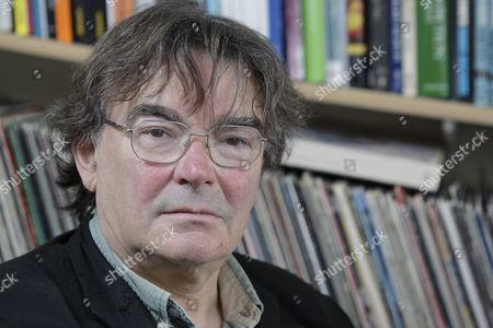 Stock Photo of Professor Simon Frith