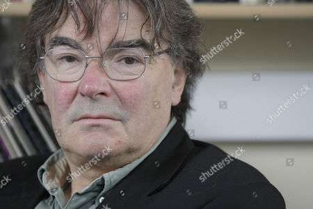 Editorial picture of Professor Simon Frith, Tovey Professor of Music, the University of Edinburgh, Scotland, Britain - 27 Aug 2009
