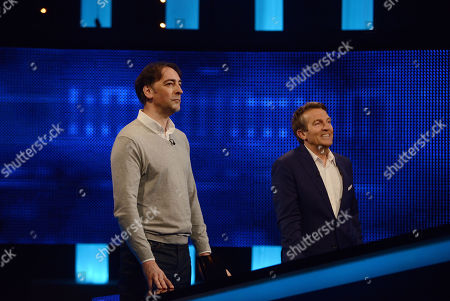 Alistair McGowan and Bradley Walsh