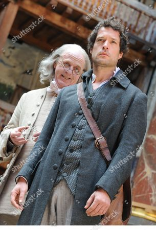 'A New World: A Life of Thomas Paine' - Keith Bartlett (Franklin) and John Light (Thomas Paine)