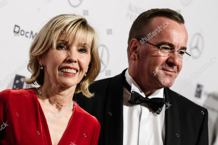 Editorial picture of German Press Ball  2018, Berlin, Germany - 23 Nov 2018