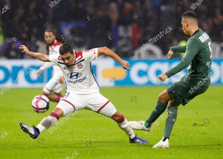 Editorial picture of Soccer League One, Lyon, France - 23 Nov 2018