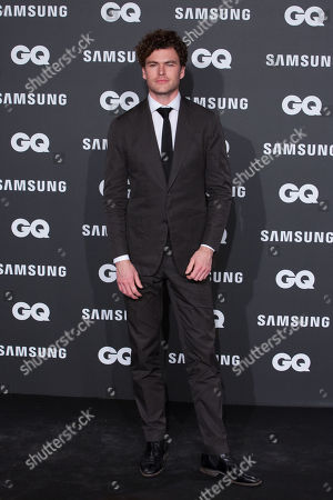 Editorial picture of GQ Men of the Year Awards, Arrivals, Madrid, Spain - 22 Nov 2018