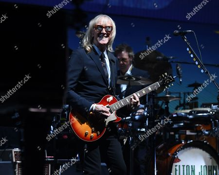 Stock Picture of Davey Johnstone
