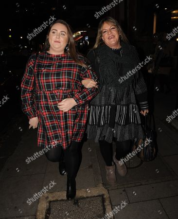 Lorraine Stanley and Clair Norris