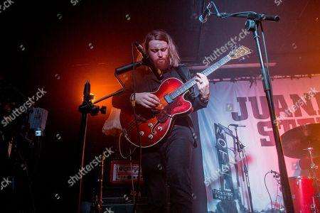 John J Presley